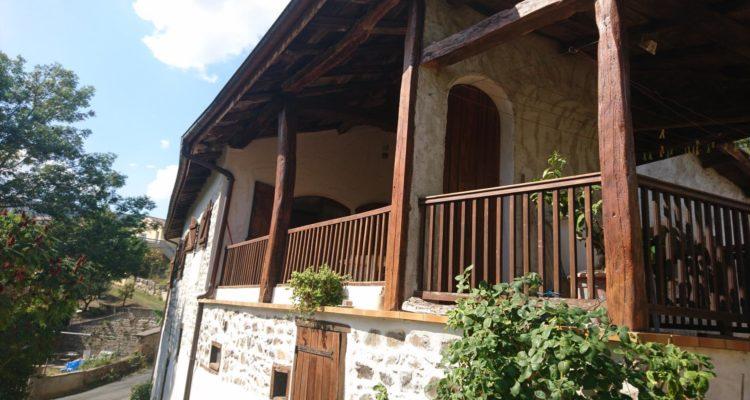 Maison 139m² sur 2184m² de terrain - Vaux-en-Beaujolais (69460) - 1
