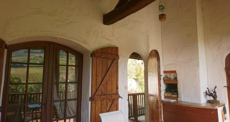 Maison 139m² sur 2184m² de terrain - Vaux-en-Beaujolais (69460) - 6