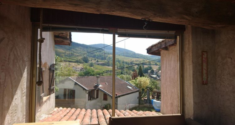 Maison 139m² sur 2184m² de terrain - Vaux-en-Beaujolais (69460) - 10