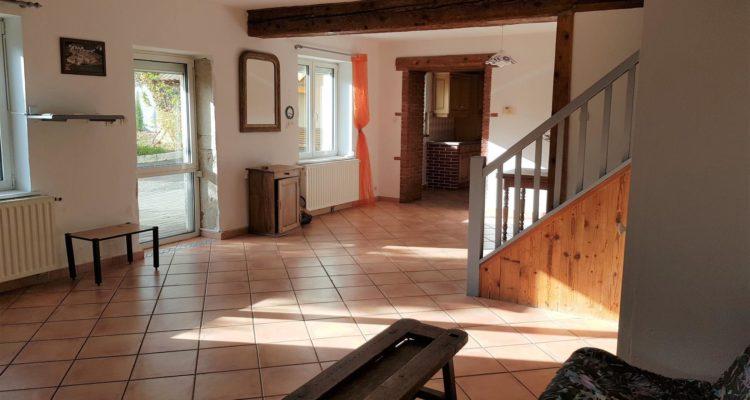 Maison 162m² sur 590m² de terrain - Rancé (01390) - 3
