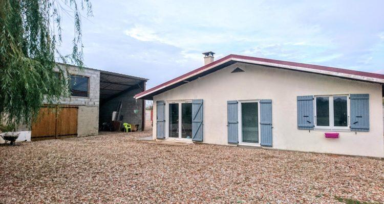 Maison 90m² sur 2730m² de terrain - Saint-Georges-de-Reneins (69830)