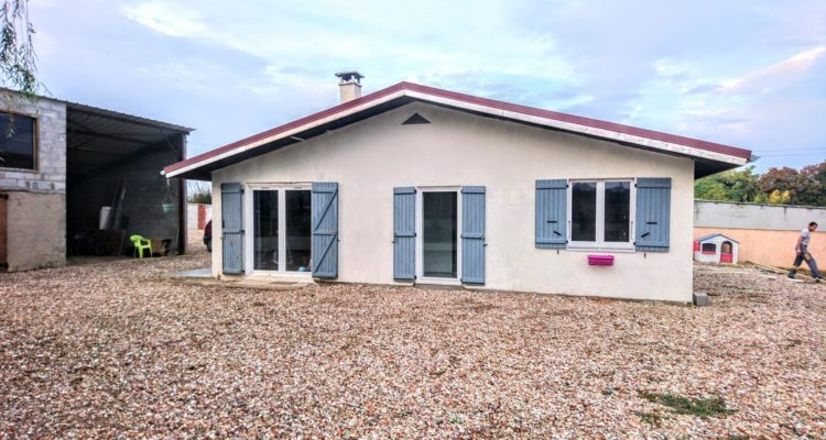 Maison 90m² sur 2730m² de terrain - Saint-Georges-de-Reneins (69830) - 11