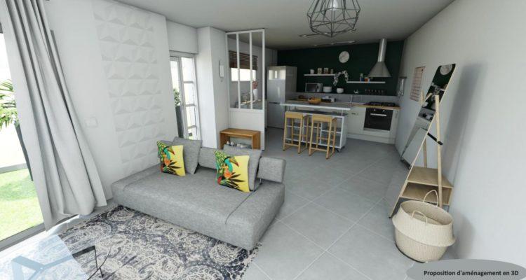 Appartement T3 64m² - Solaize (69360) - 4