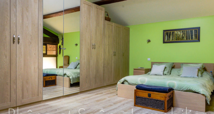 Maison 252m² sur 55000m² de terrain - Pouilly-le-Monial (69400) - 11