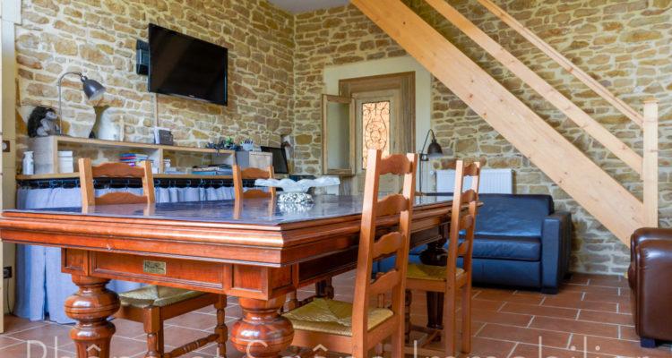 Maison 252m² sur 55000m² de terrain - Pouilly-le-Monial (69400) - 19