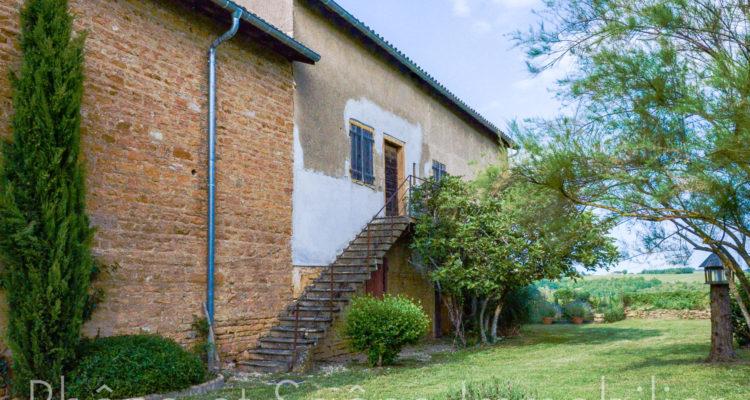 Maison 252m² sur 55000m² de terrain - Pouilly-le-Monial (69400) - 3
