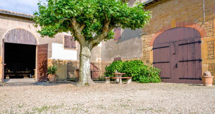 Maison 252m² sur 55000m² de terrain - Pouilly-le-Monial (69400) - 6