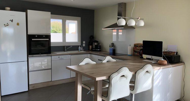 Maison 106m² sur 650m² de terrain - Montmerle-sur-Saône (01090) - 2