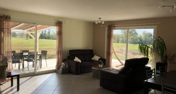Maison 106m² sur 650m² de terrain - Montmerle-sur-Saône (01090) - 3