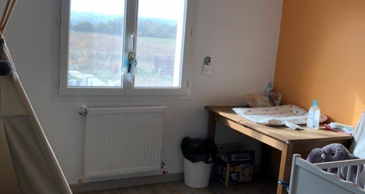 Maison 106m² sur 650m² de terrain - Montmerle-sur-Saône (01090) - 7