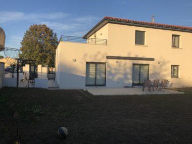 Maison 140m² sur 597m² de terrain - 1