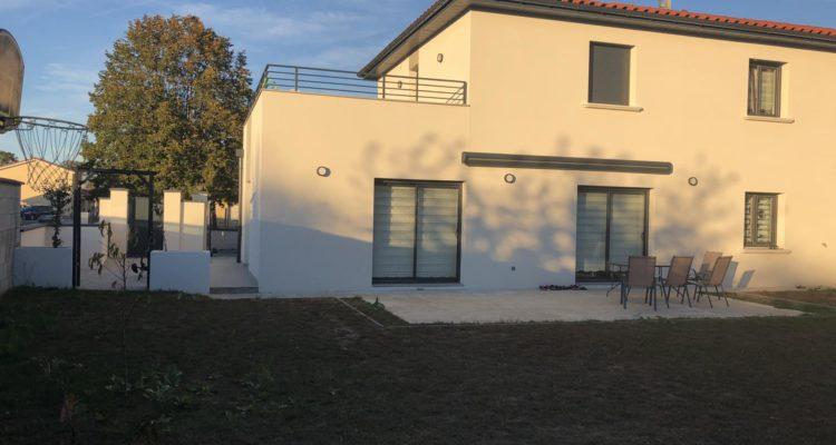 Maison 140m² sur 597m² de terrain - Belleville (69220)