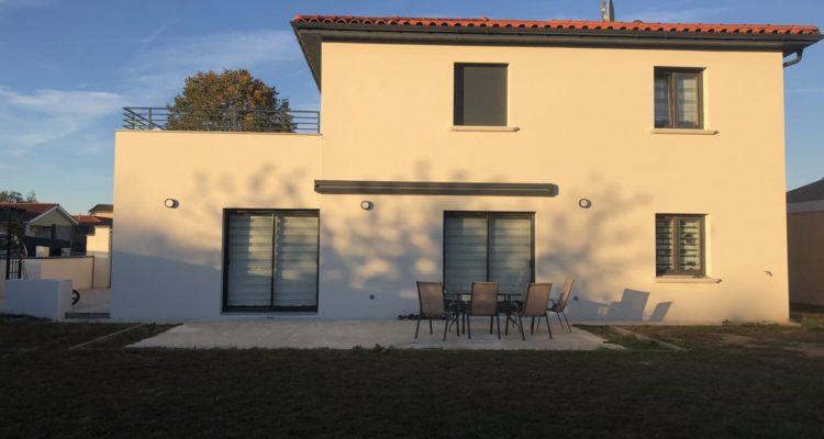 Maison 140m² sur 597m² de terrain - Belleville (69220) - 7