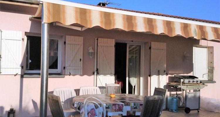 Maison 128m² sur 800m² de terrain - Belleville (69220) - 1