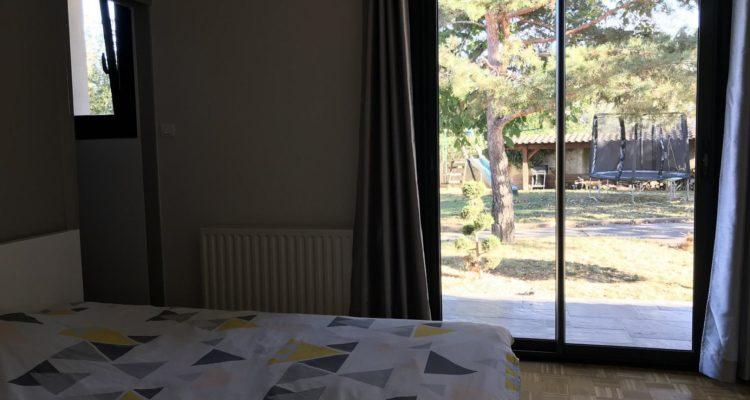 Maison 115m² sur 1380m² de terrain - Solaize (69360) - 7