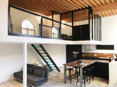 Appartement Duplex 102m² - 1