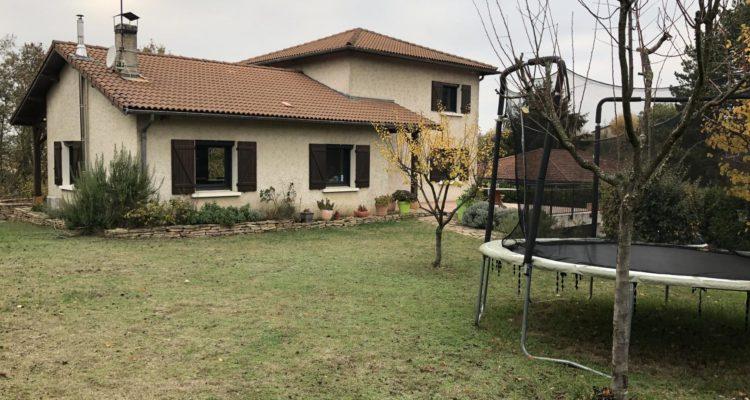 Maison 152m² sur 1732m² de terrain - Jassans-Riottier (01480) - 5