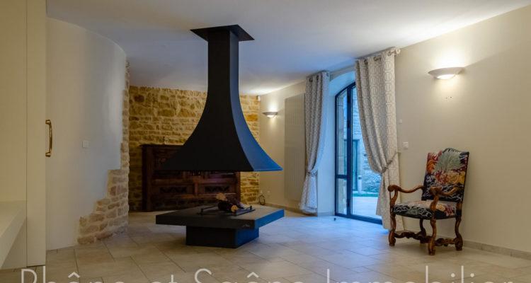 Maison 358m² sur 1000m² de terrain - Liergues (69400) - 12