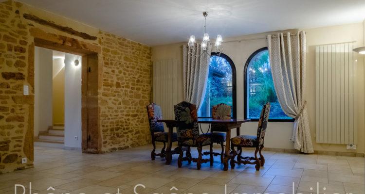 Maison 358m² sur 1000m² de terrain - Liergues (69400) - 13
