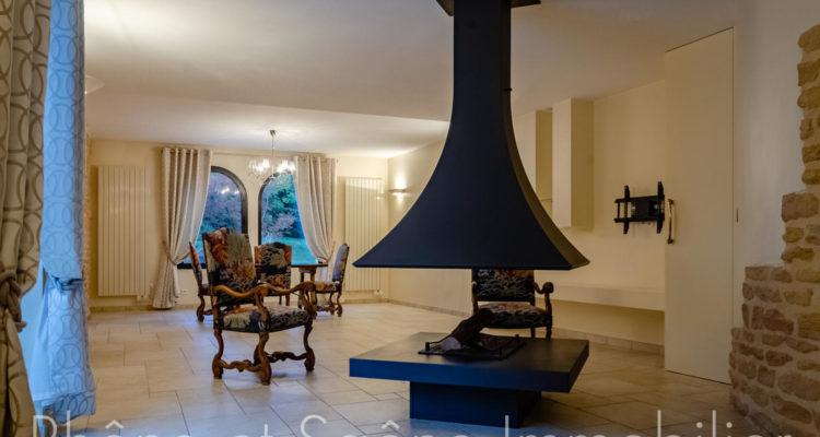 Maison 358m² sur 1000m² de terrain - Liergues (69400) - 16