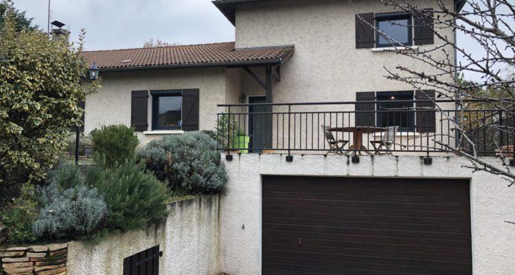 Maison 152m² sur 1732m² de terrain - Villefranche-sur-Saône (69400) - 1