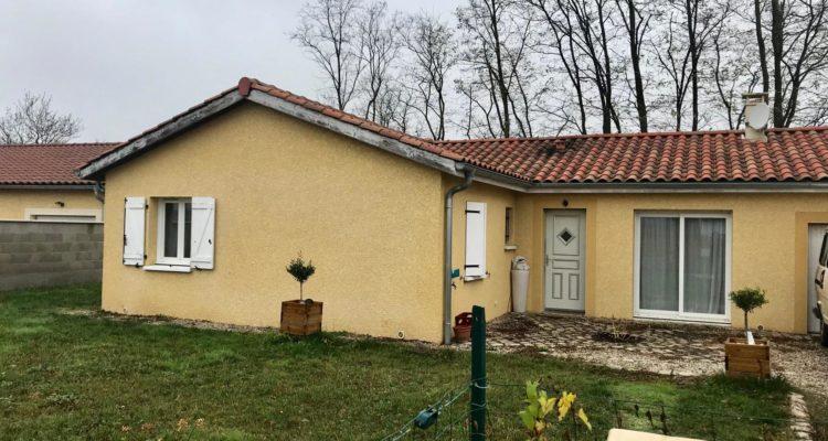 Maison 108m² sur 552m² de terrain - Peyzieux-sur-Saône (01140)