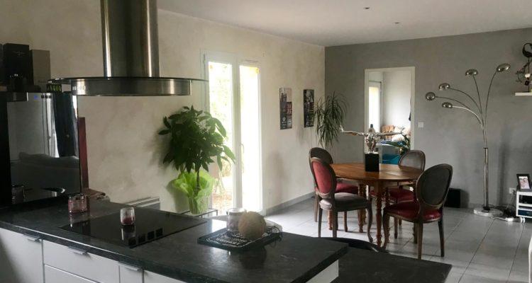 Maison 108m² sur 552m² de terrain - Peyzieux-sur-Saône (01140) - 2