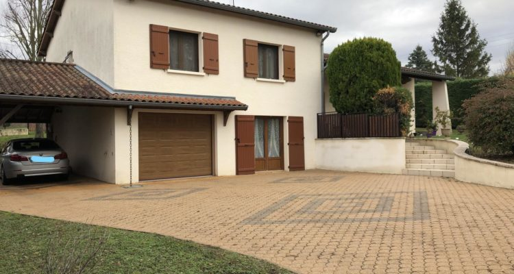 Maison 206m² sur 2322m² de terrain - Frans (01480) - 1