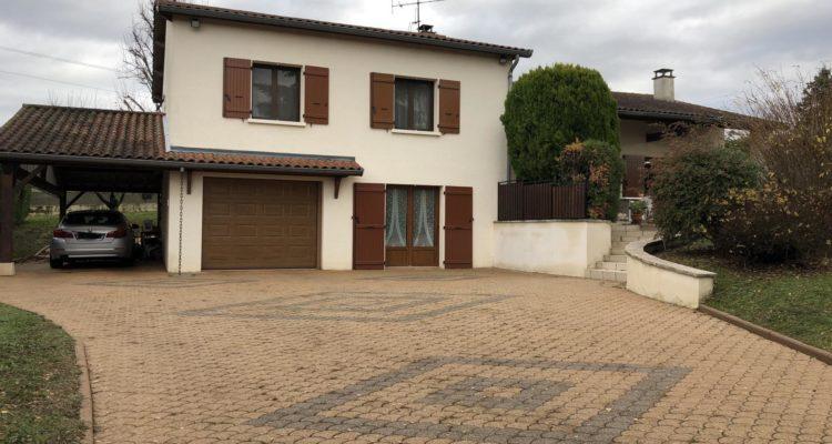Maison 206m² sur 2322m² de terrain - Frans (01480) - 19