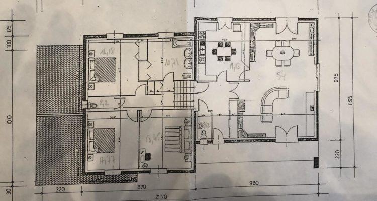 Maison 206m² sur 2322m² de terrain - Frans (01480) - 5