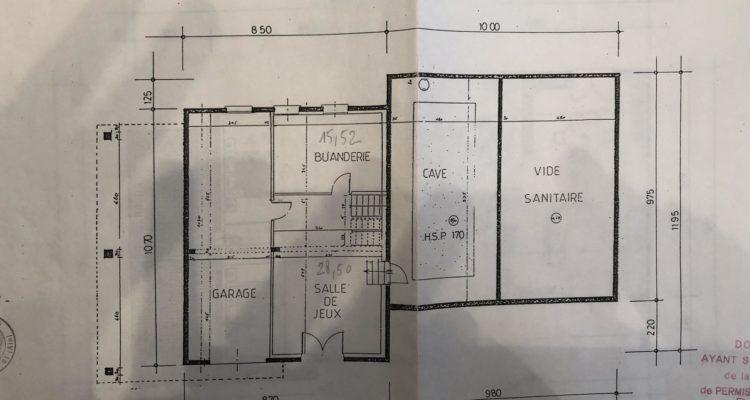 Maison 206m² sur 2322m² de terrain - Frans (01480) - 6