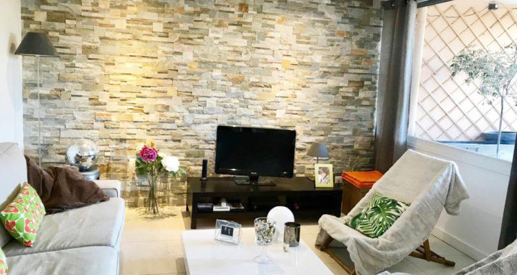 Appartement T4 85m² - Saint-Genis-Laval (69230) - 1