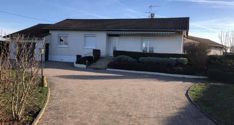 Maison 156m² sur 3000m² de terrain - Fareins (01480) - 5