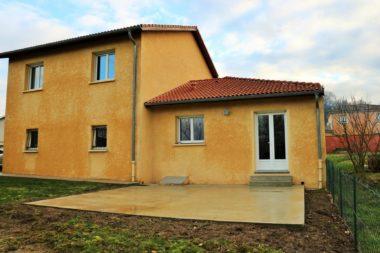 Maison 150m² sur 641m² de terrain - 1