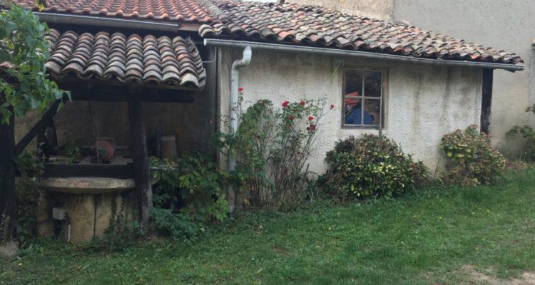 Maison 130m² sur 496m² de terrain - Montanay (69250) - 1