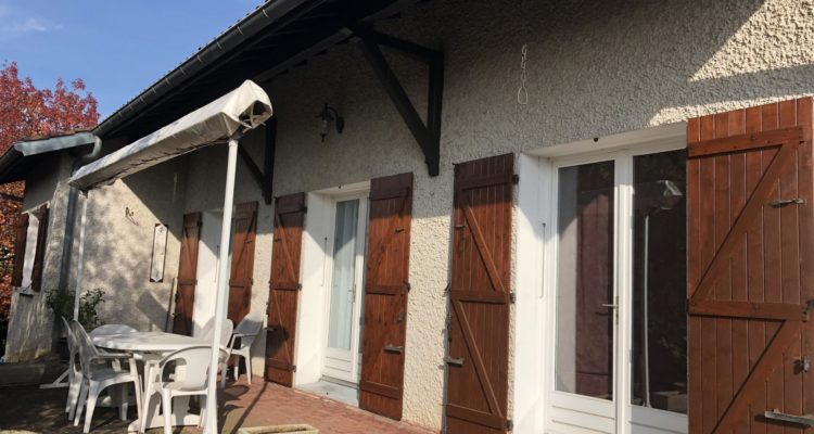 Maison 115m² sur 888m² de terrain - Montmerle-sur-Saône (01090) - 1