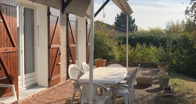 Maison 115m² sur 888m² de terrain - Montmerle-sur-Saône (01090) - 5