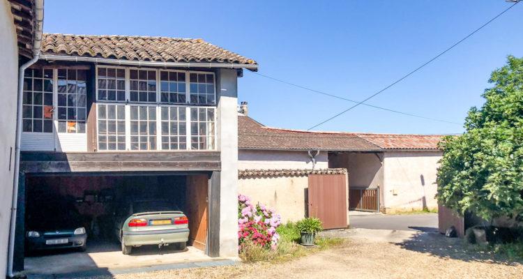 Maison 120m² sur 220m² de terrain - Fareins (01480) - 1