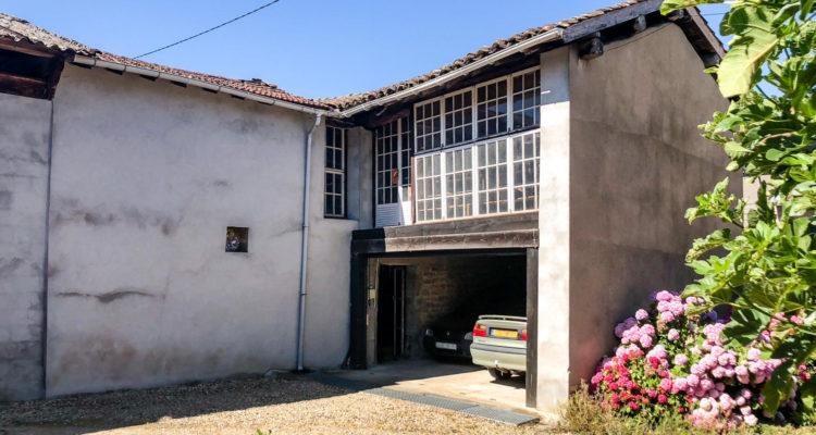 Maison 120m² sur 220m² de terrain - Fareins (01480) - 2