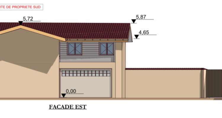 Maison 120m² sur 220m² de terrain - Fareins (01480) - 4