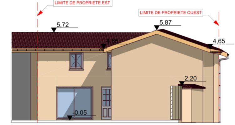 Maison 120m² sur 220m² de terrain - Fareins (01480) - 6