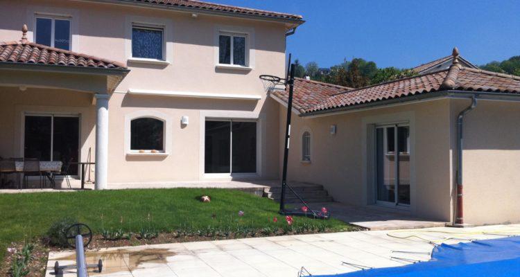 Vente Maison 220 m² à Reyrieux 695 000 € - Reyrieux (01600)