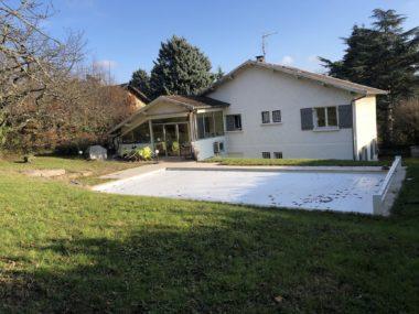 Vente Maison 190 m² à Albigny-sur-Saône 640 000 € - 1