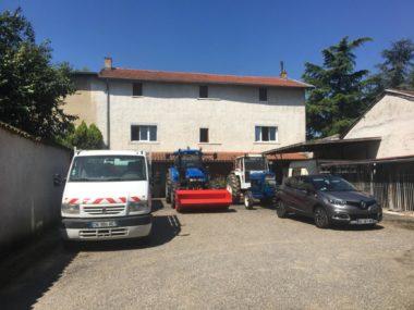 Vente Ferme 200 m² à Cailloux-sur-Fontaines 1 030 000 € - 1