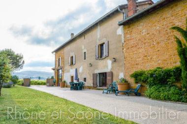 Vente Maison 252 m² à Villefranche-sur-Saône 890 000 € - 1