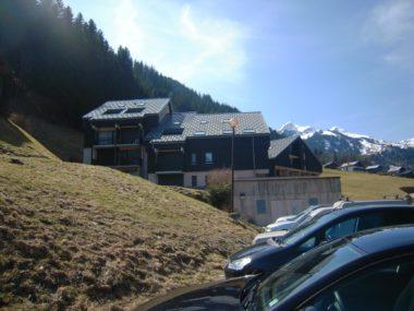 Vente T2 34 m² à Arêches 115 000 € - 1