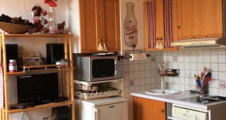Vente T2 34 m² à Arêches 115 000 € - Arêches (73270) - 3