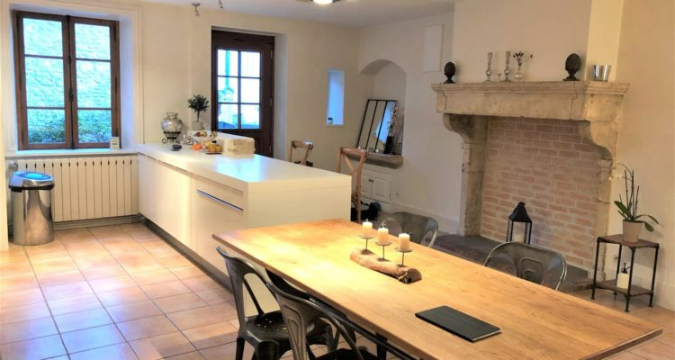 Vente Maison 182 m² à Lucenay 460 000 € - Lucenay (69480) - 8