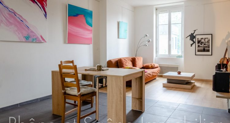 Vente T2 58 m² à Villeurbanne 190 000 € - Villeurbanne (69100)