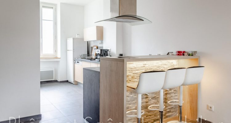 Vente T2 58 m² à Villeurbanne 190 000 € - Villeurbanne (69100) - 1